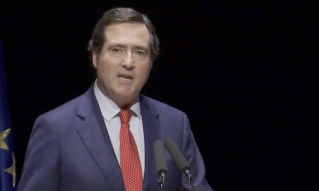 Empresarios de la CEOE y justicia social en España