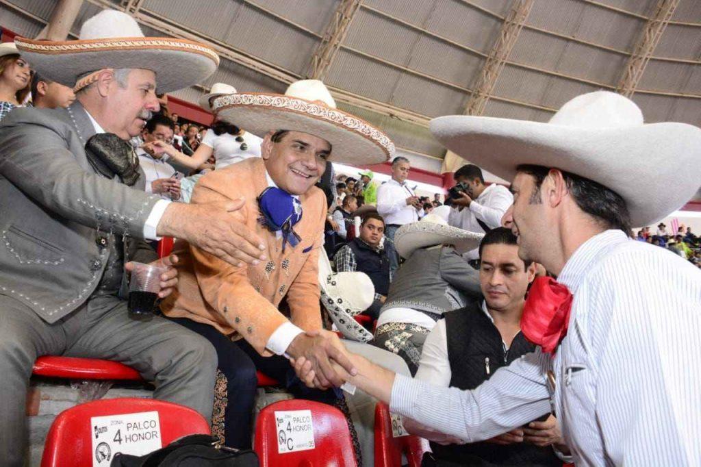 Campeonato Nacional Charro Vibra Michoacán Espacio Méx