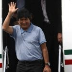 """""""Me salvaron la vida"""": Evo Morales"""