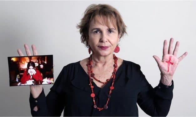 Fotografía contra la violencia machista en el Instituto de México en España