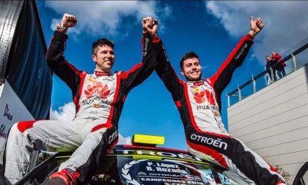 Pepe López: entrenamiento de un supercampeón de Rally