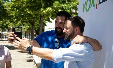 Blanquear la ultraderecha en España
