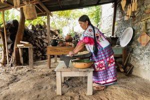 Atole agrio - Oaxaca