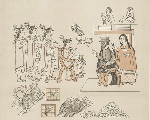 Machismo y falta de identidad en el desprecio a 'La Malinche' en México