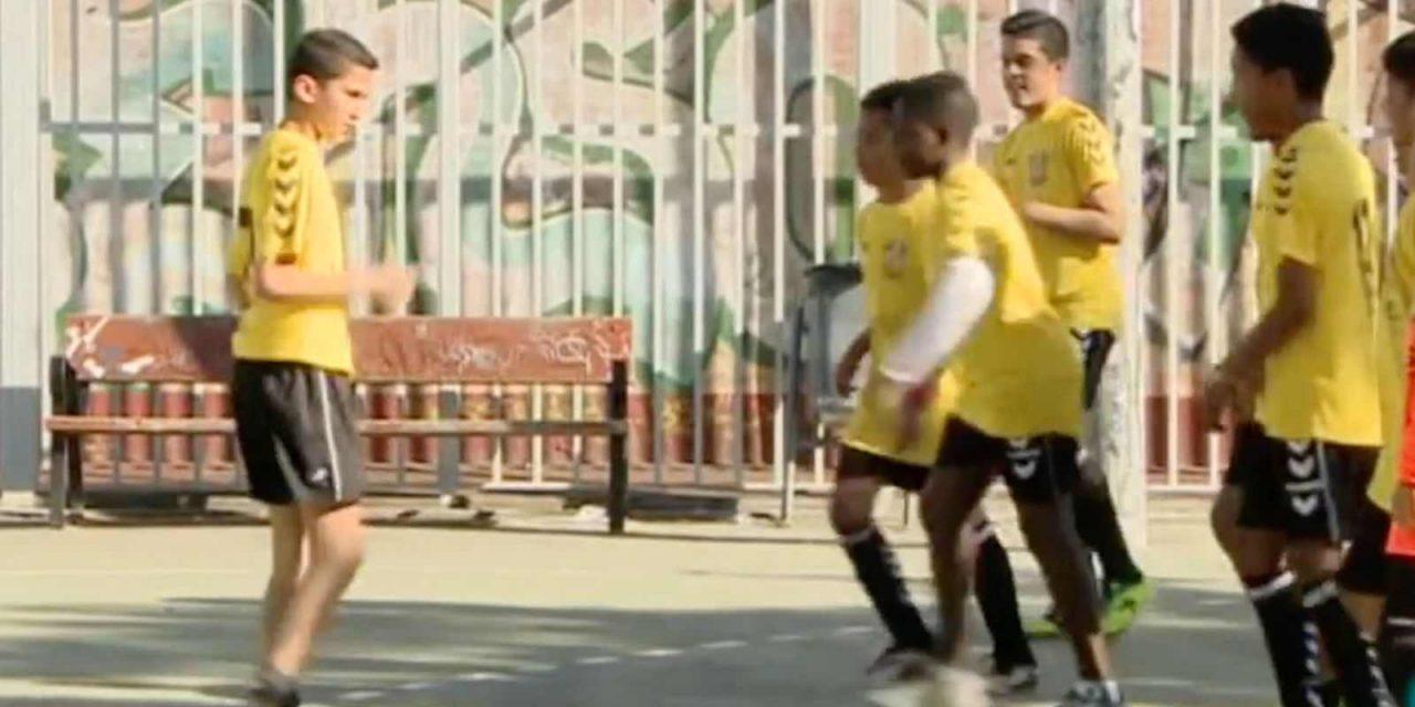 Dragones de Lavapiés: fútbol que transforma desde el barrio