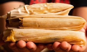 Tamales - Día de la Candelaria en Madrid