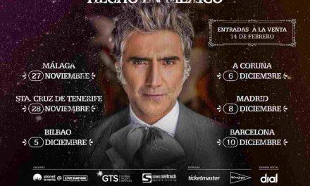 Alejandro Fernández vuelve a España este 2020