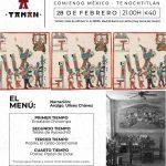 Cenas de la Conquista: vuelve a Tamán el delicioso encuentro entre dos mundos