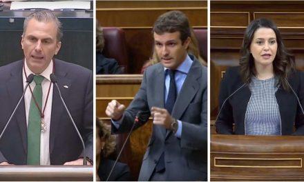 Falsos constitucionalistas en España