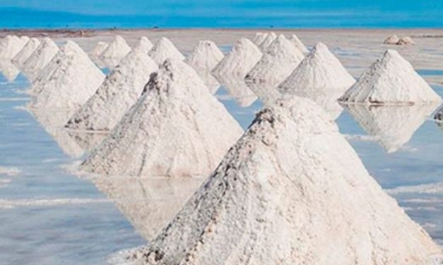 Reservas de litio en México para producir coches eléctricos