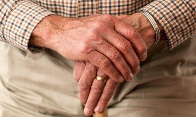 Desnutrición en personas mayores