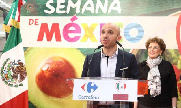 Semana de México en Carrefour: necesidad de crecimiento en los productores mexicanos
