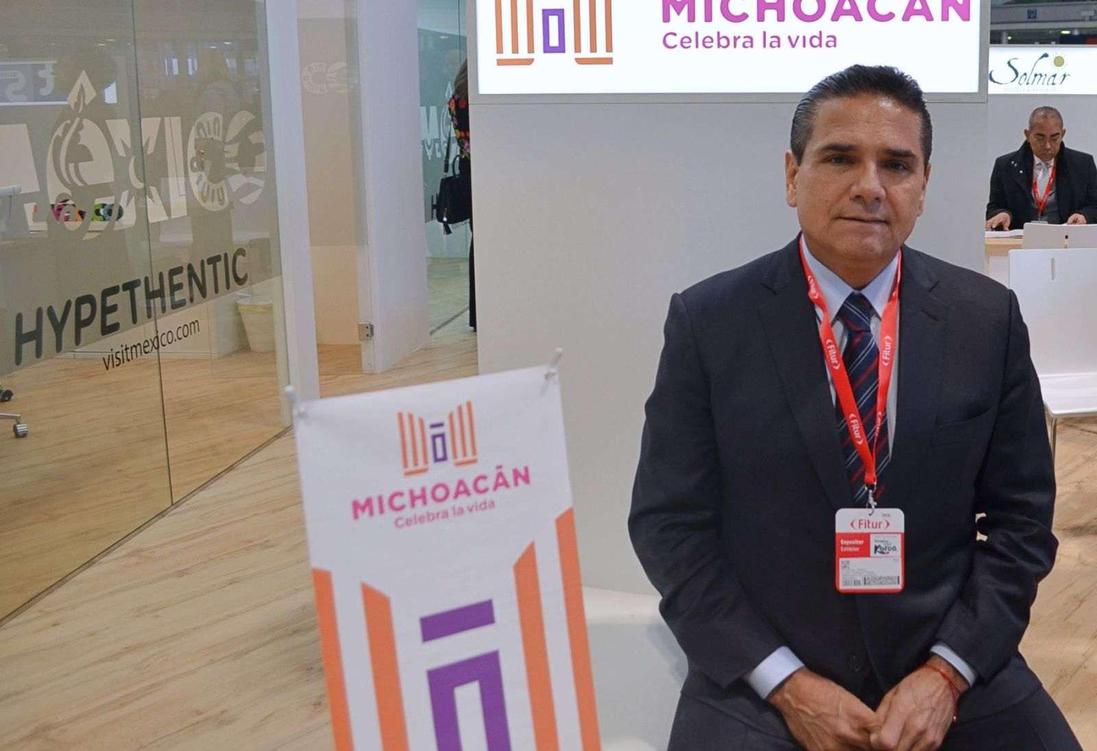 Silvano Aureoles Conejo, gobernador de Michoacán