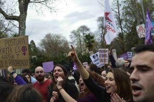 Día Internacional de la Mujer - Madrid