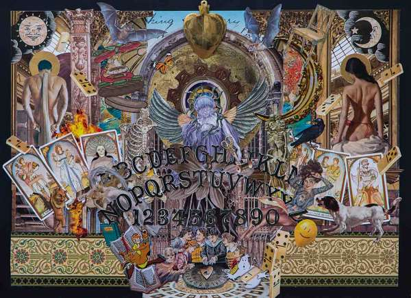 Ernesto Muñiz - Ouija Board, would you work for me