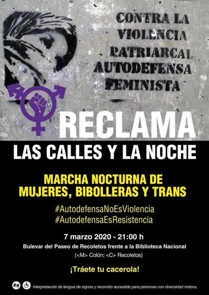 Mujeres - Autodefensa