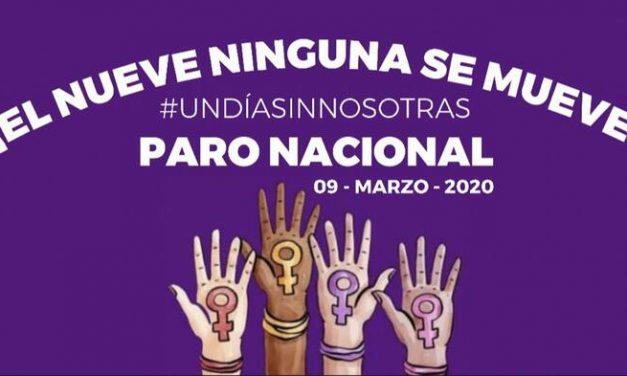 Huelga de mujeres para hacer Historia en México