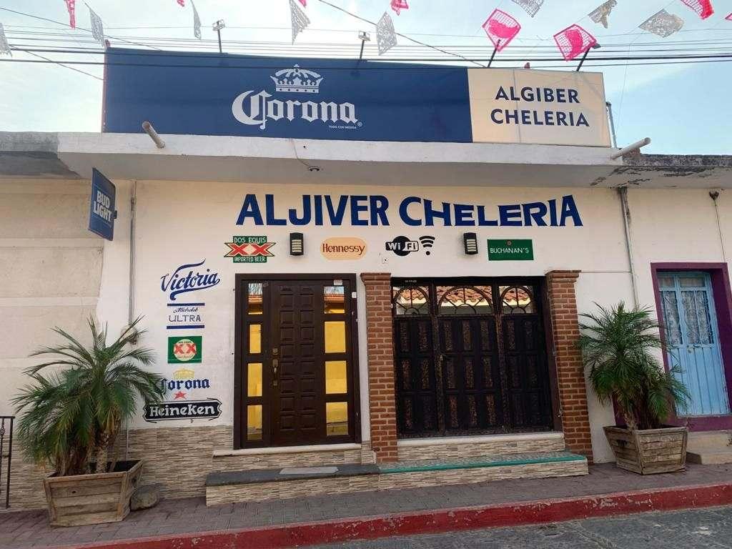 Cervecería cerrada en Tlayacapan
