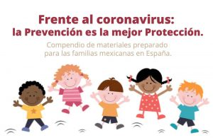 Frente al coronavirus - Embajada de México en España