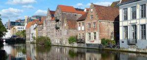 Gante Bélgica Erasmus Universitaria