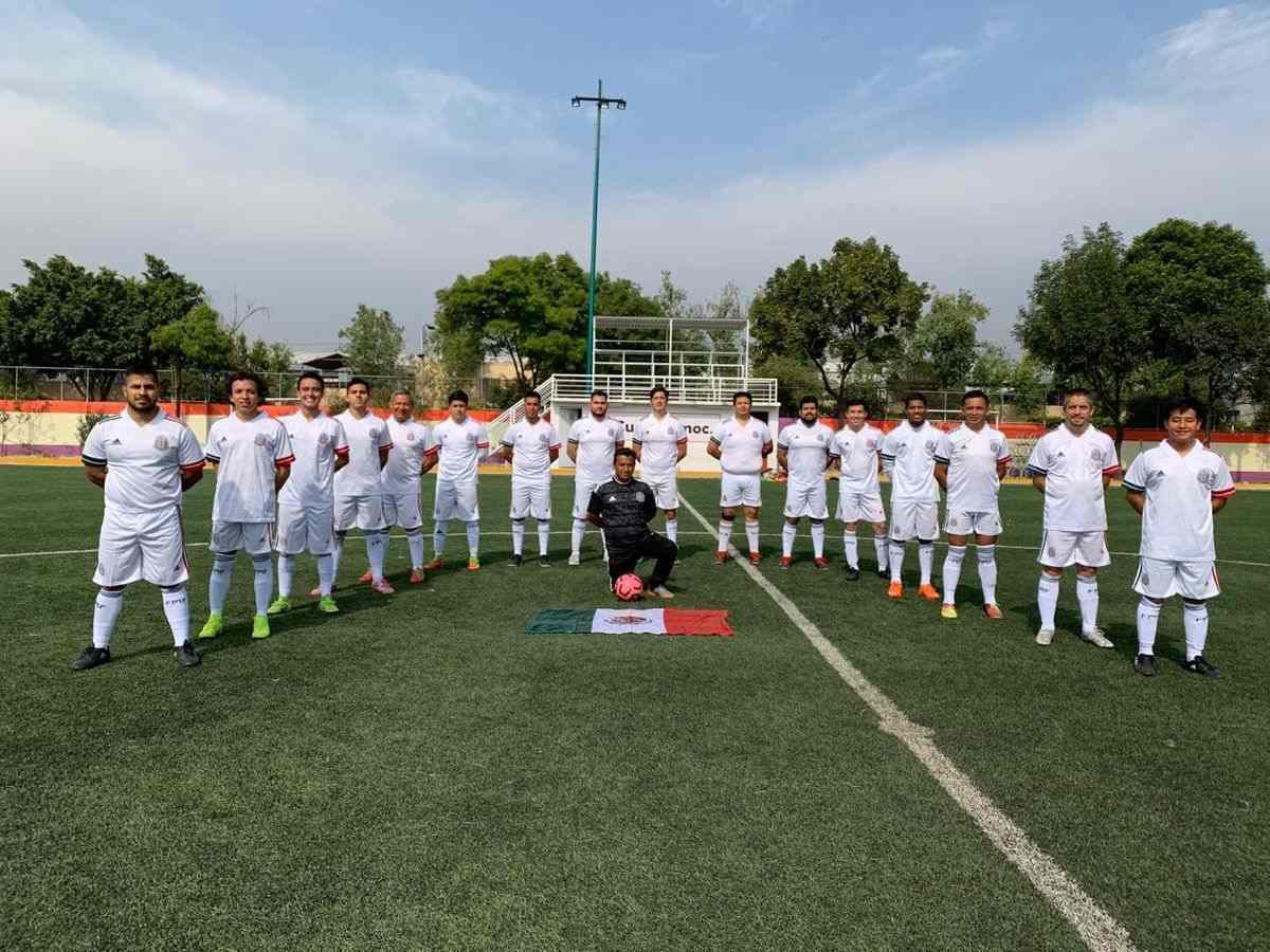 Los Lobos de México. Equipo de Fútbol LGTBI.