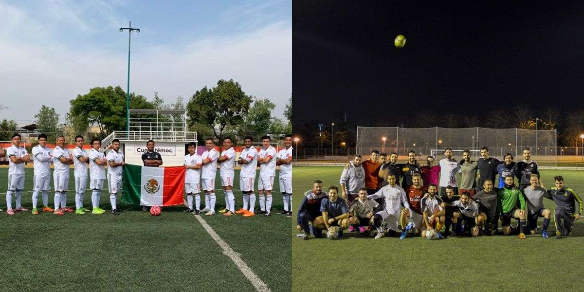 México y España: fútbol en el clóset y en el armario