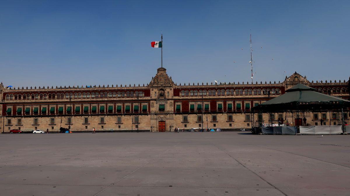 Ricardo Maldonado - Ciudad de México: retrato de una ciudad desolada