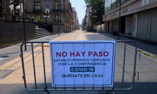 Ciudad de México: retrato de una ciudad desolada