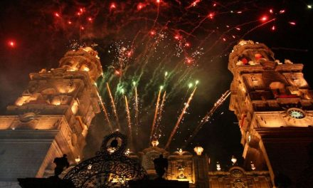 Morelia: 479 años de cultura que hermanan a México y España