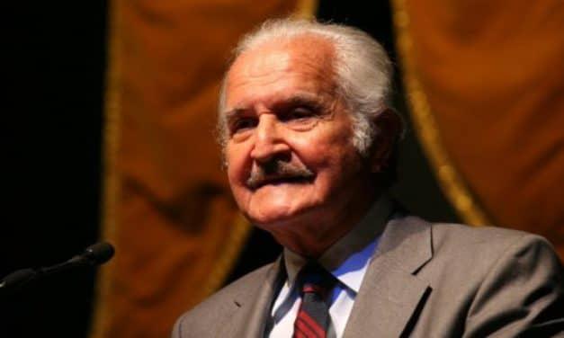 Ocho años sin Carlos Fuentes