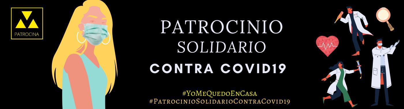 Patrocinio Solidario COVID19