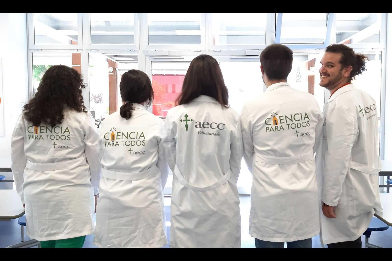 Voluntarios por la Ciencia