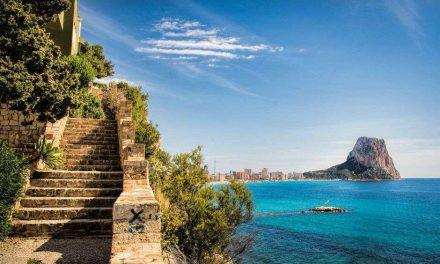 Calpe: una milla de oro de la gastronomía en España