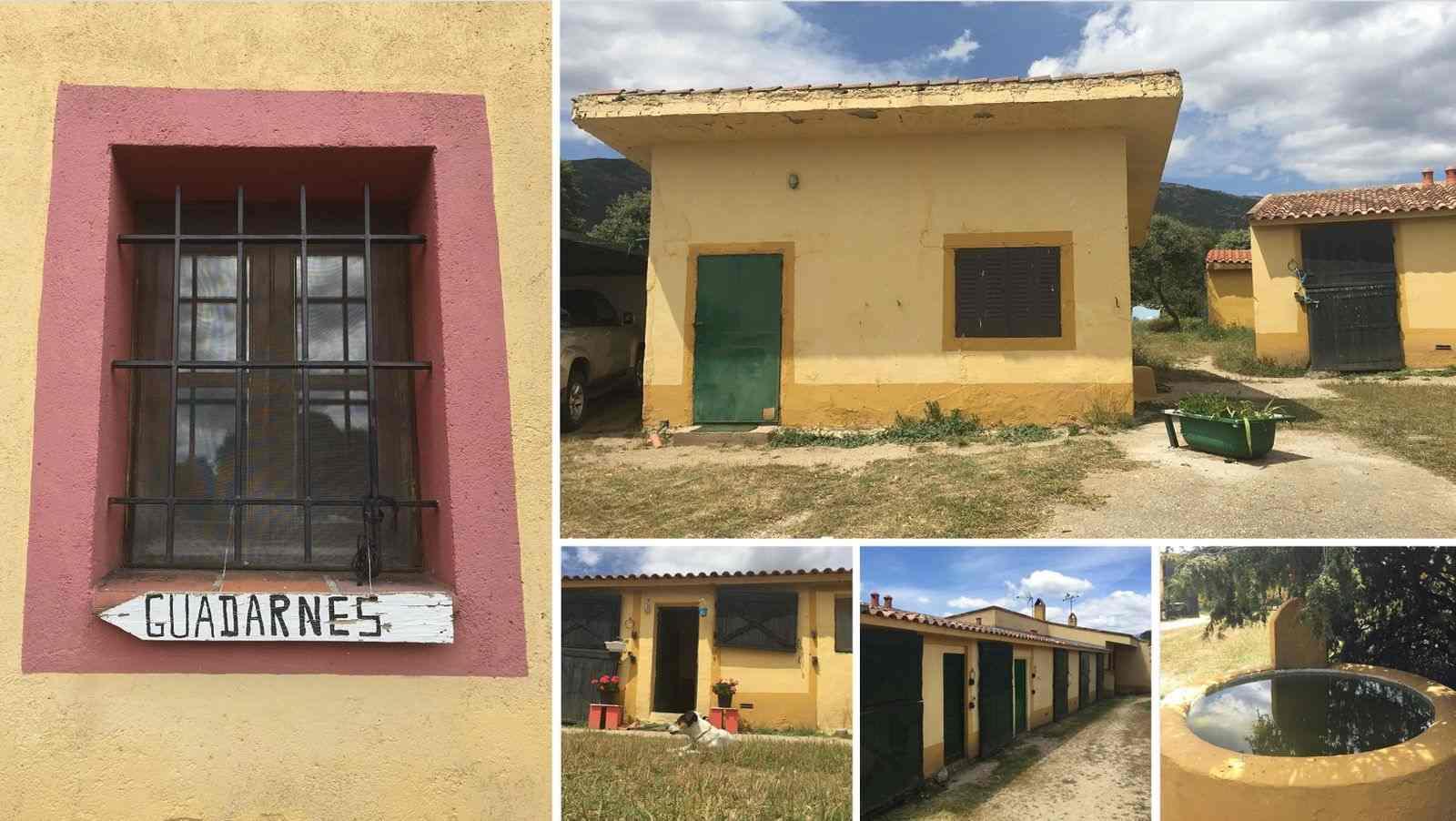 Casa rural - El Guadarnés