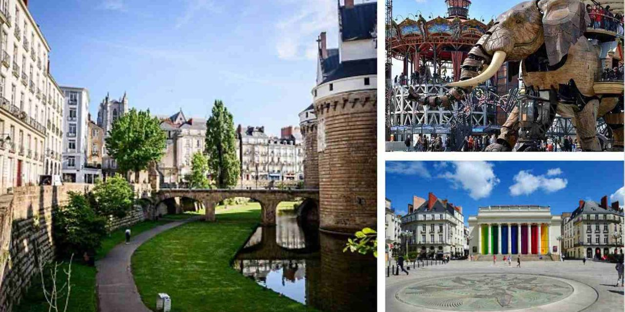 Arte, cultura, alta gastronomía y belleza natural para disfrutar Nantes este verano