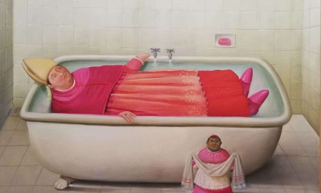 'Botero: 60 años de pintura': exuberancia llena de belleza en una gran exposición en Madrid