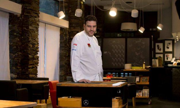 Lo mejor de la tierra andaluza con el chef Xanty Elías