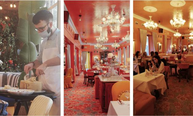 Bel Mondo: el restaurante italiano de moda en Madrid