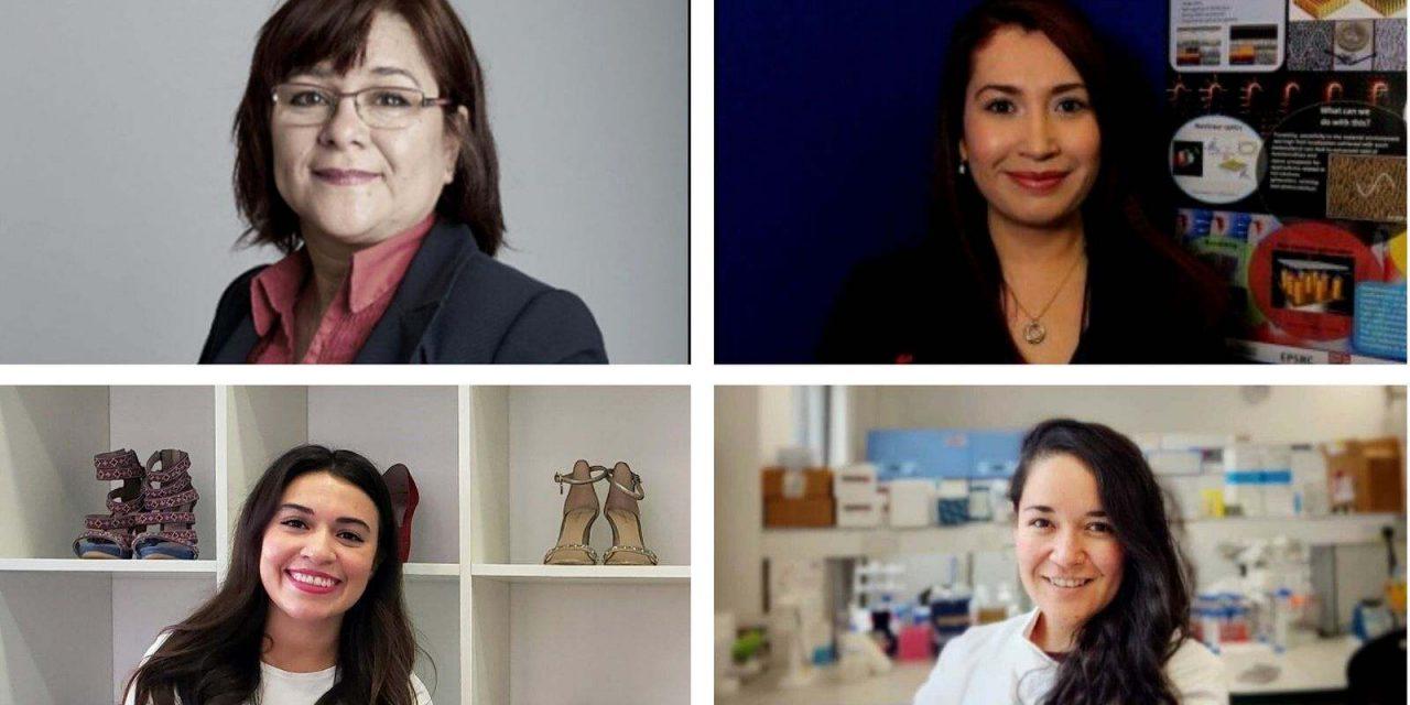 Premios 'Mexicanos Aquí': una edición de investigadoras y emprendedoras