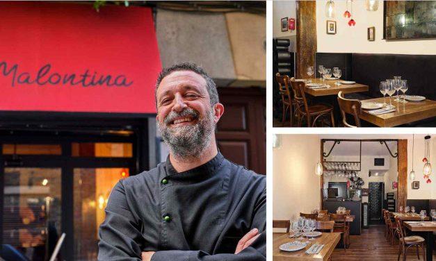 La Malontina, un pequeño bistró con personalidad en el Barrio de las Letras de Madrid