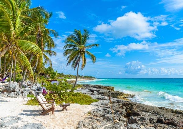 Dos destinos de playa en México que debes de conocer
