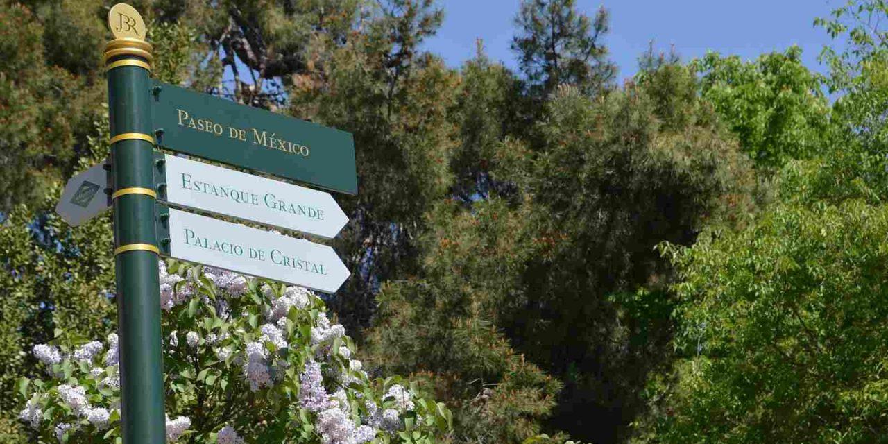Paseo de México: vuelve el acceso más emblemático del Parque del Retiro en Madrid