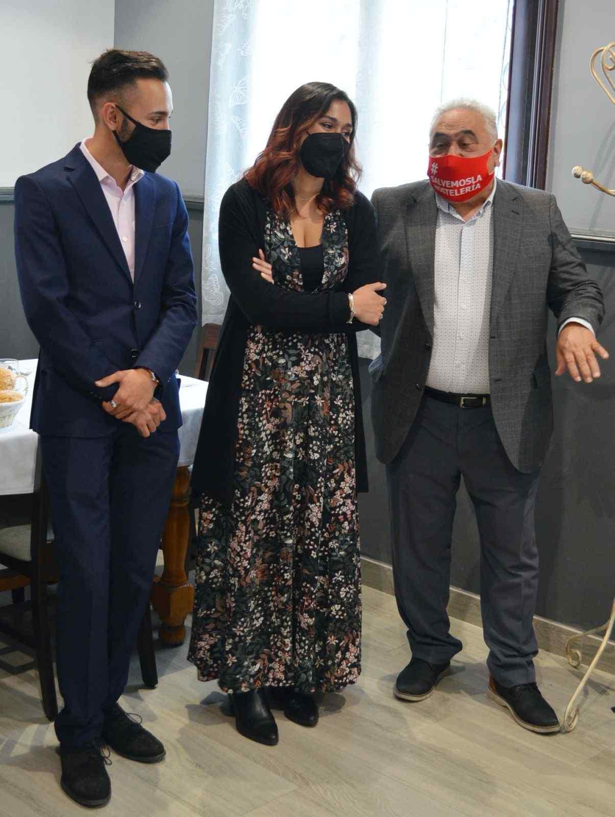 I Mes del cachopo - familia Gutiérrez