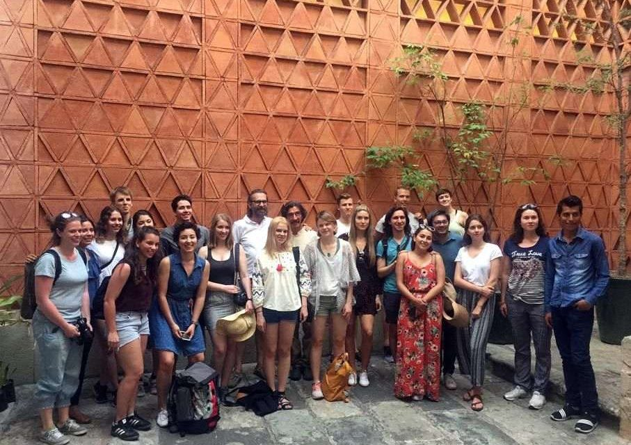 Movilidad estudiantil de México al corazón de Europa