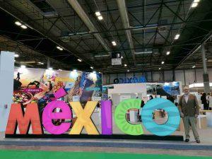 Un mexicano en FITUR 2021