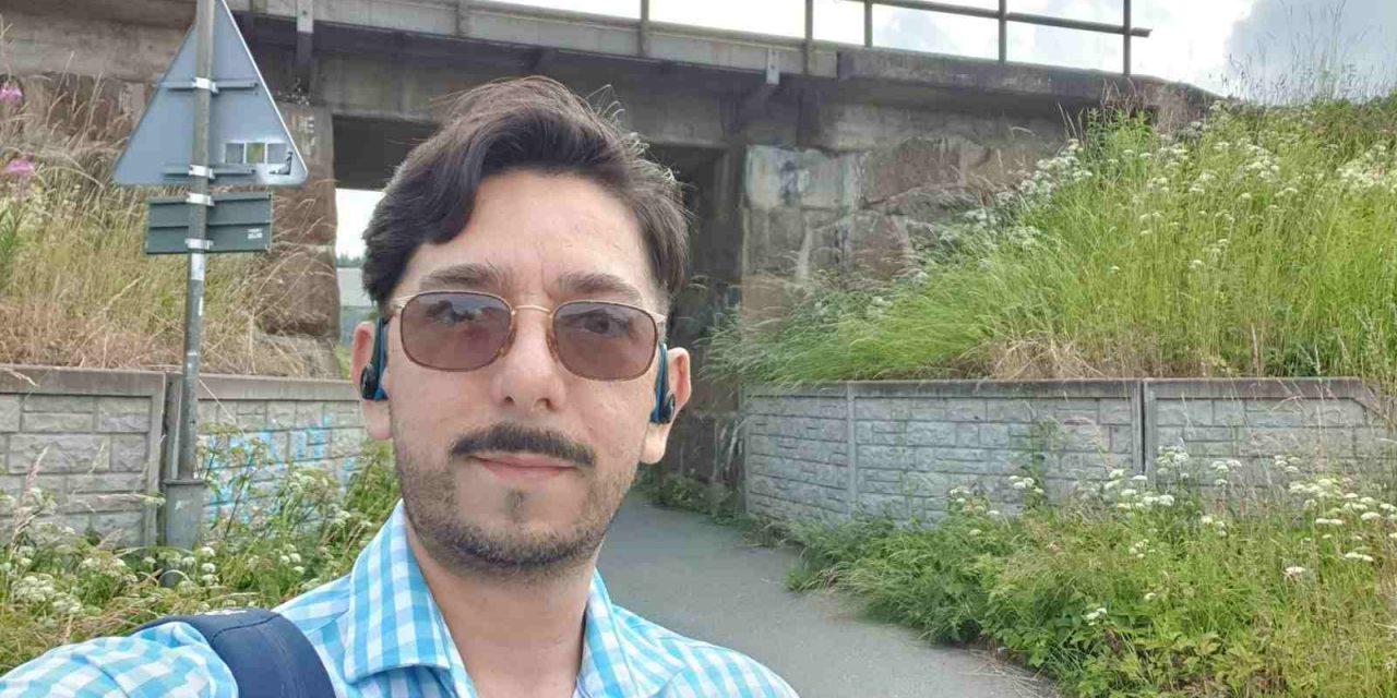 Papá mexicano en Suecia