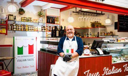'True Italian Taste': auténticos productos italianos en el Mercado de Chamberí