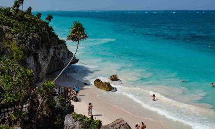 Tulum, un paraíso que ya no se esconde y que disfruta de cada vez más popularidad entre turistas