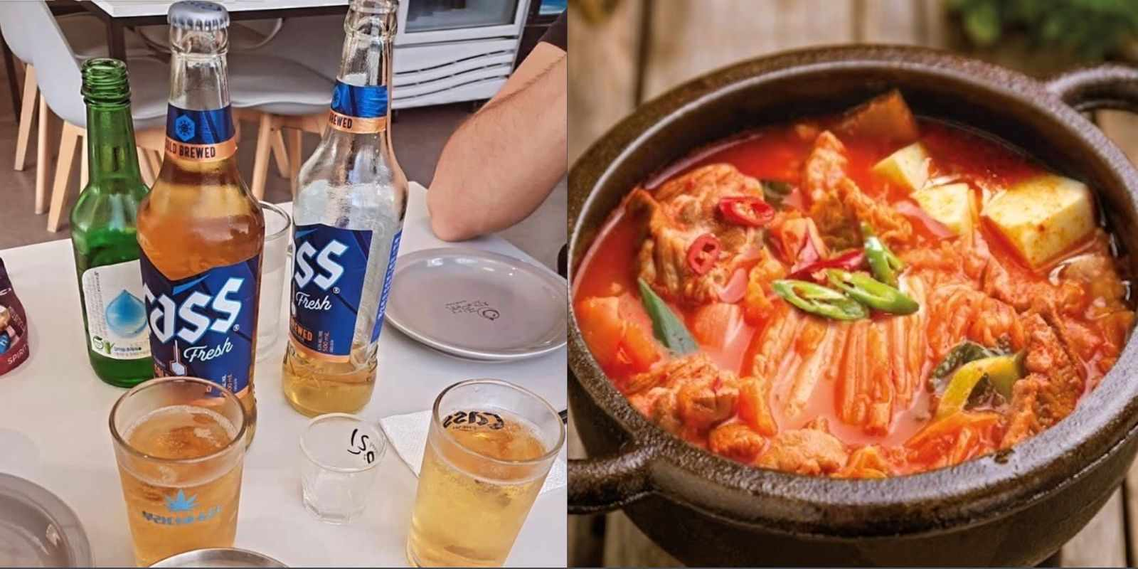 México y Corea del Sur